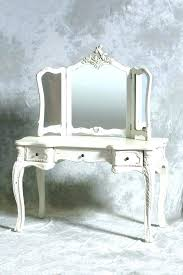 french vanity table cream for white dressing stool french vanity table