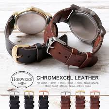 mobileplus watch belt genuine leather leather 12mm 14mm 16mm 17mm 18mm 20mm 22mm 24mm clock belt leather watch spare belt chrome excel leather leather