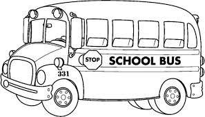Small Picture Pictures School Bus Coloring Page 65 In Seasonal Colouring Pages