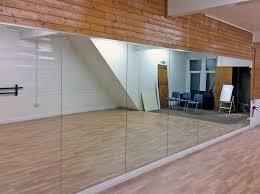 sensational design ideas gym wall mirrors remodel trendy mirror for install home uk canada brisbane