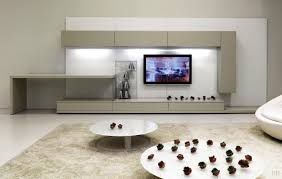 Small Picture Living Room Tv Console Design Home Decorating Interior Design