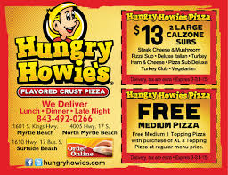hungry howies