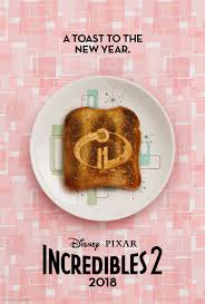 incredibles 2 official poster. Plain Poster Incredibles 2 New Year Poster For Official N