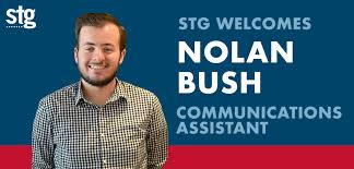 STG - We're glad to announce that Nolan Bush has joined... | Facebook