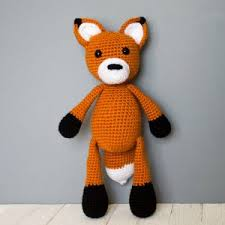 Crochet Fox Pattern Stunning Crochet Fox Pattern Thefriendlyredfox