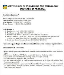Cover Letter Sponsorship Sponsorship Sales Cover Letter Professional Resume Cover