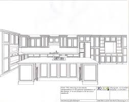 elevation drawings cabinet detail drawing size kitchen elevation perspective sketch pinterest perspective and kitchen