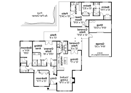 home house plan one story house plans with detached garage elegant house plans home