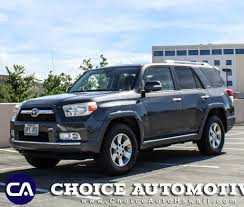 2011 Used Toyota 4Runner SR5 at Choice Automotive Serving HONOLULU ...