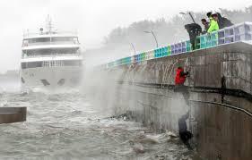 「High waves triggered by Typhoon Jebi in Aki, Kochi Prefecture, map」の画像検索結果