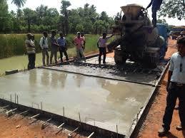 Rural Road Design Concrete Road Design In Rural Area In Sri Lanka Basic