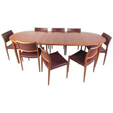 mid century modern kitchen table. 69 Most Marvelous Contemporary Dining Table Room And Chairs Solid Oak Mid Century Expandable Modern Sets Kitchen E