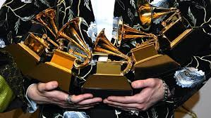 2021 GRAMMYs By The Numbers