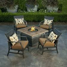 rectangle fire pit dining table fire pit dining table medium size of table fire pit table