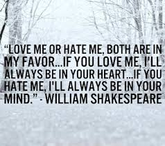 Love Me Or Hate Me Quotes Classy Love Me Or Hate Me Quotes Funnies In 48 Pinterest