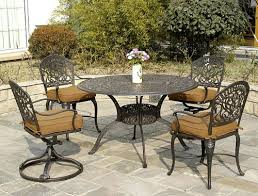 Cast Aluminum Patio Furniture Orange County CA