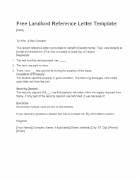 Character Reference Examples For Landlord Best Solutions Of Letter ...