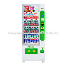 Mini Snack Vending Machine Fascinating China Mini Automatic Self Snack Drink Vending Machine From Changde