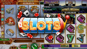 Playing Online Slots With Jackpots - Cheap and Expensive Jackpot Slots