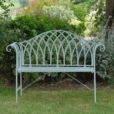 Bench Vintage Garden Bench Vintage Garden Bench Cast Iron Ends Garden Metal Bench
