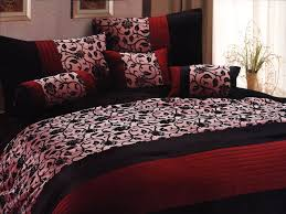 image of gothic bedding sets queen