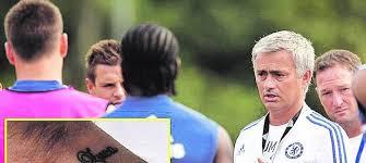 Mourinho Se Nechal V Padesáti Potetovat Na Ruce Má Rodinu Isportcz