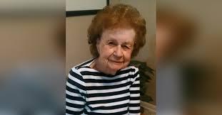 Georgine Myrtle Carlson Obituary - Visitation & Funeral Information