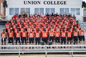 2019 Football Roster Union College Athletics