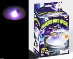 halloween lighting effects machine. Fog Cauldron Mist Mister Maker Smoke Machine Party Stage Halloween Lighting Effects L