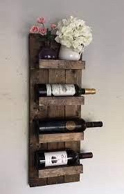 wine bottle display wooden wine rack