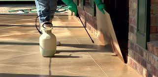 How to Score and Acid Stain a Concrete Slab Porch or Patio Todays