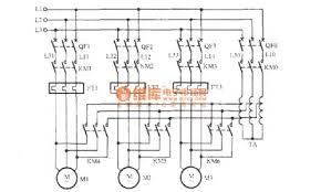 index 70 basic circuit circuit diagram seekic com three motors starting circuit using autotransformer