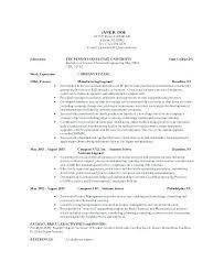 Engineer Resume Examples Custom Sample Resume Of Experienced Mechanical Engineer For Design Pdf