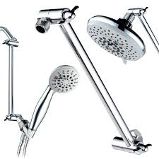shower arm extension e new 9 inch adjule height shower head arm by shower arm extension