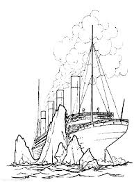Small Picture titanic coloring pages 2 Batch Coloring