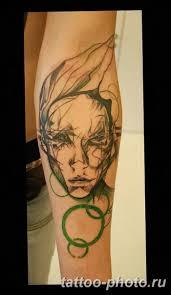 фото рисунка тату круг 22112018 332 Photo Tattoo Circle
