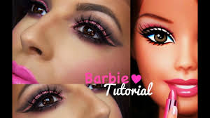 barbie makeup tutorial 2017 you