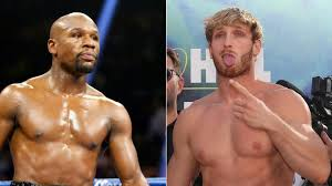 Floyd mayweather and logan paul face off during media availability. Floyd Mayweather Vs Logan Paul Tickets How To Buy Cost And Date As Com