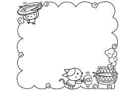 10月の子どものイラスト あなたの保育をサポートするmy Wonderマイ