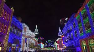 Osborne Family Lights Disney Osborne Family Spectacle Of Dancing Lights Winter Wonderland