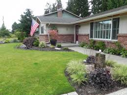 Small Picture Front House Landscaping Ideas 7 Zoomtm Beautiful Flat Landscape