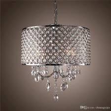 modern square chandelier
