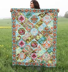 Belle Quilt Kit by Amy Butler for Westminster/Rowan | Colchas em ... & Belle Quilt Kit by Amy Butler for Westminster/Rowan Adamdwight.com