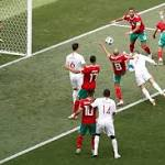 One Spectacular Ronaldo Header Is All Portugal Needs