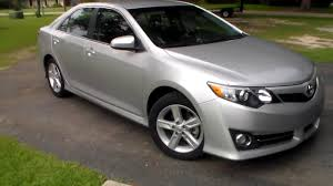 2014 Toyota Camry Se review - YouTube