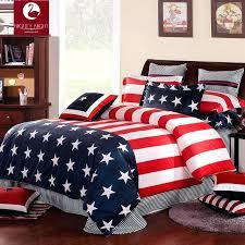 American Flag Duvet Cover Popular Flag Bedding American Flag Duvet