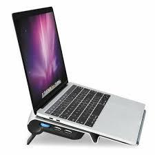 Подставка <b>WIWU</b> S300 Fan <b>Laptop Stand</b> для MacBook Купить в ...