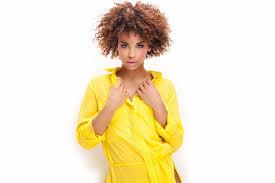 Cheveux Afros Cheveux Crépusquelle Coloration Utiliser