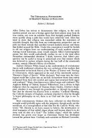 charles darwin theory of evolution essay evolution essay human  the theological foundations of darwin s theory of evolution springer inside