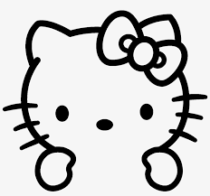 Coloring pages for hello kitty are available below. Png Love Hello Kitty Coloring Pages Free Transparent Png Download Pngkey